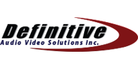 Definitive Audio Video Solutions Inc.