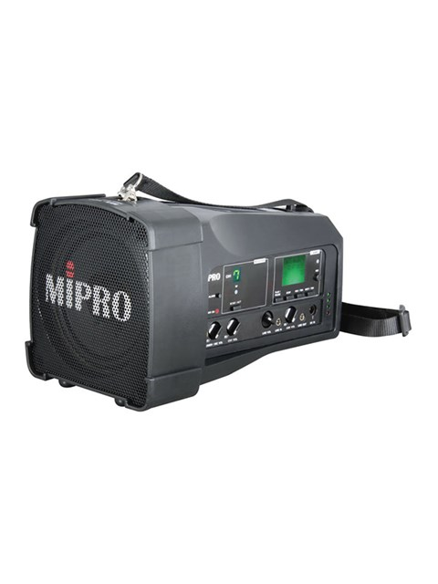 Mipro MA-100SB with ACT-32H Wireless Microphone