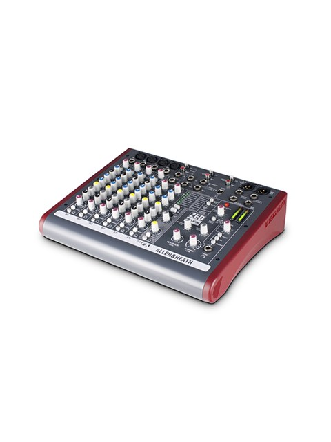Allen & Heath ZED-10FX Multipurpose Mixer with FX  for Live Sound and Recording