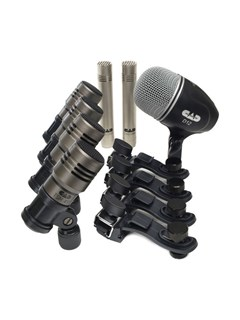 CAD Touring 7 PREMIUM 7-PIECE DRUM MICROPHONE PACK