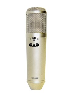 CAD GXL3000 LARGE DIAPHRAGM CARDIOID CONDENSER