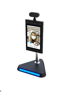 iDisplay Thermometer with Counter Stand
