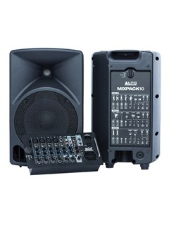 Alto MixPack 10 400-watts Portable Sound System