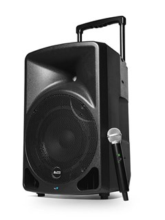 Alto TRANSPORT 12 400-watts/Battery Powered Speaker with Mic