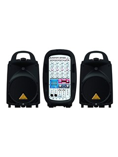 Behringer EPA300 300W Portable PA System with Digital Effects