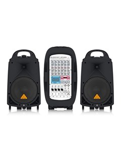Behringer EPA900 360W Portable PA System with Digital Effects