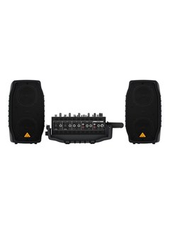 Behringer PPA200 200W 5-Channel PA System with Wireless Option