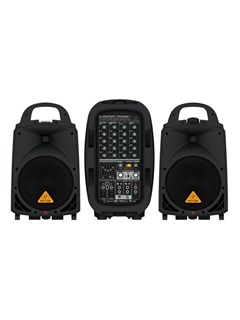 Behringer PPA500BT 500W 6-Channel PA System with Bluetooth