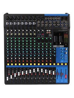 Yamaha MG16XU 16-Channel Mixing Console w/ Effects