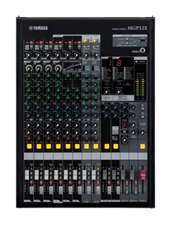 Yamaha MGP12X 12-Channel Mixing Console w/ Effects