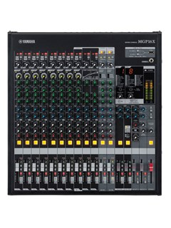 Yamaha MGP16X 16-Channel Mixing Console w/ Effects