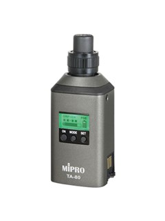 MIPRO TA-80  UHF Digital Wireless Plug-on Transmitter