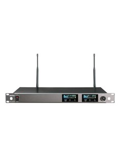 MIPRO ACT-727B Narrowband Dual-Channel True Diversity Receiver