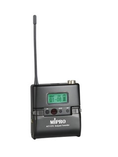 MIPRO ACT-72TC Narrowband Rechargeable Bodypack Transmitter